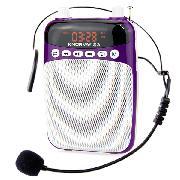 諾為 S308 擴音器   紫色