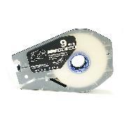 凯普丽标 LB-109W 线号机标签贴纸 长度:30米/盘;宽度:9MM 白色 丽标线号机标配标签贴纸