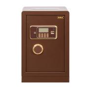 甬康达 BGX-D1-530 电子密码投币顶投保管箱 530*380*340MM 古铜色 加轮子高600MM