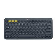 罗技 k380 蓝牙键盘  黑色 适用于任何蓝牙设备