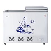 海爾 FCD-195SE 臥式冰柜 195L 白色