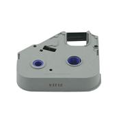 凱普麗標 TM-RC03BK 線號機色帶 長度:100米/盤;寬度:12MM 黑色 麗標線號機標配色帶