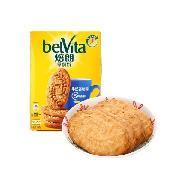 焙朗  早餐饼(牛奶谷物味) 150g/盒