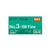 美克司 MS90146 訂書釘 NO.3-1M 24/6