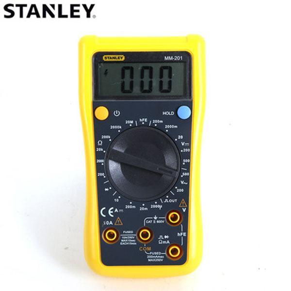 史丹利 MM-201-23C 掌上型數字萬用表