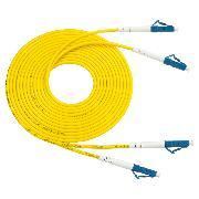 NETLINK LC-LC单模 20米 光纤跳线
