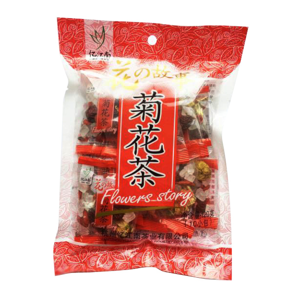 忆江南  菊花茶 120g  一级