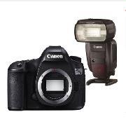 佳能 EOS5DSR 单反相机(闪迪SD64G包600EX闪光灯LPE6N电池) (EF2470F2.8+EF70200F2.8)