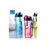 乐扣乐扣 HLC629P 便携塑料水杯 650ml 粉色