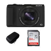索尼 HX60 照相機(包+SD64卡高速)