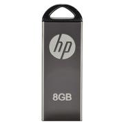 惠普 V220W 全金屬商務U盤 16G 銀黑色