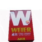 太陽 太陽紙業 紅威爾A4復印紙 8包/箱 1包/500張 70G