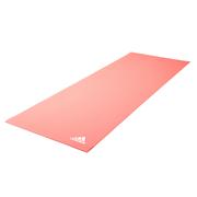 adidas ADYG-10400RDFL 瑜伽墊   簡單優雅,防滑,擁有紋理表面可更好的擺出直線姿勢,柔軟,舒適的緩沖墊為常規瑜伽訓練提供良好效果,易清洗,卷起儲藏