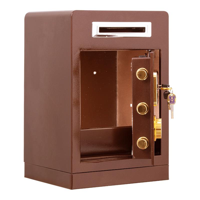 甬康达 BGX-D1-630 面投电子密码保管箱 H630*D430*W480 古铜色