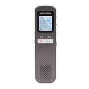 现代 HYM-2058 录音笔专业微型远距离降噪充电高清 8G 锖色