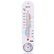 得力 9013 挂壁式温度计