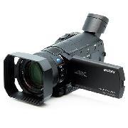 索尼 FDR-AX100E 4K 閃存攝像機