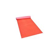国产   无字地毯 无压边 1.7CM 1.2*18M 红色 1卷