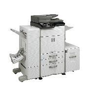 夏普 4608N 黑白數碼復印機(含雙面輸稿器、雙紙盒。內置裝訂器)
