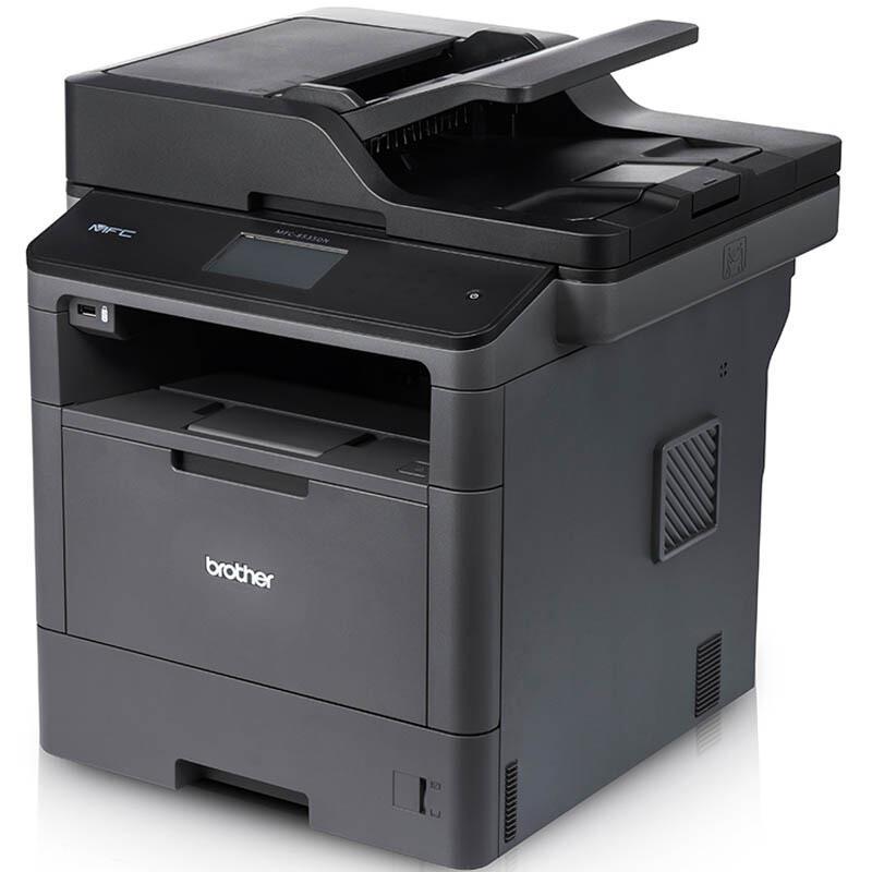 兄弟 MFC-8535DN 高速双面网络激光多功能一体机 A4  1台 (打印、复印、扫描、传真)