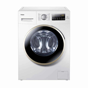 海尔 EG8012B39WU1 变频滚筒洗衣机q 8公斤