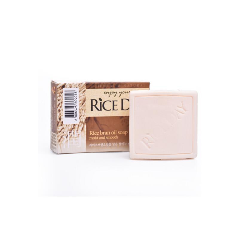 米時代  潤系大米香皂 100g