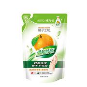 橘子工坊 1022103 天然碗盘洗涤液补充包 430ml