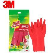 思高 耐用型天然橡膠手套 1雙/包 大號