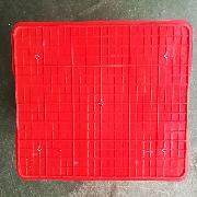 國產 B4# 周轉箱 40*30*14CM 紅色