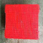 國產 B19# 周轉箱 60.5*41.5*31CM 紅色