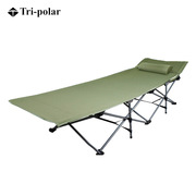 三極 TP1108 折疊床  軍綠色