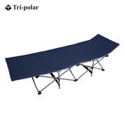 三極 TP1108 折疊床 藏青色