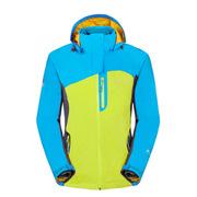 三極 TP6308 女款沖鋒衣兩件套 XXL(175/96A) 天藍色