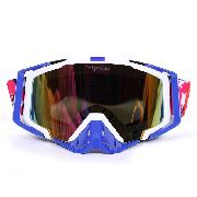 三極 TP3330 騎行越野滑雪防風護目鏡  藍色