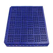愛柯部落  潔倫經濟型疏水防滑拼塊地墊 90cm×150cm×7mm(15pcs) 深藍色 衛生間,洗手臺,淋浴房區域防滑疏水