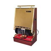 国产 SF-G06 全自动感应擦鞋机 100W 850*530*380MM 钛金色