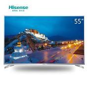 海信 LED55K300UD 液晶電視機 4K超高清 黑色