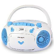 熊貓 CD-203 CD復讀機 磁帶MP3錄音U盤TF卡收音磁帶轉錄CD-208升級版