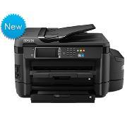 爱普生 L1455 彩色墨仓式多功能一体机 A3  打印、复印、扫描、传真