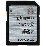 金士顿 SD10VG2/16G 存储卡 SD Class10 UHS-I