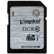 金士顿 SD10VG2/32G 存储卡 SD Class10 UHS-I