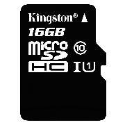 金士顿 SDC10G2/16G 存储卡 TF(Micro SD) Class10 UHS-I
