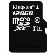 金士顿 SDC10G2/128G 存储卡 TF(Micro SD) Class10 UHS-I