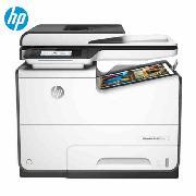 惠普 Pagewide Pro 477dw 彩色頁寬多功能一體機 A4   打印、復印、掃描、傳真