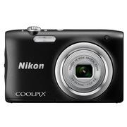 尼康 A100 卡片相机(含32G卡,包,读卡器,清洁套装)