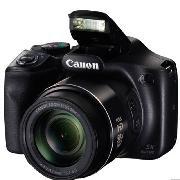 佳能 PowerShot SX540 HS 数码相机 (含包+64G卡)