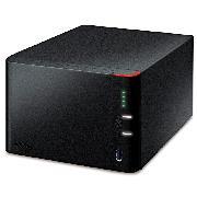 巴法络 LS441DE-AP SOHO及家用级别NAS网络存储  黑色