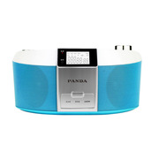 熊貓 CD-560 CD復讀機 245×207×147mm 藍色