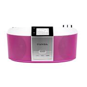 熊猫 CD-560 CD复读机 245×207×147mm 红色