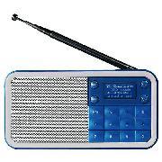 熊貓 DS-176 插卡音箱  藍色